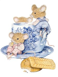 Rodent clipart baby mouse #8