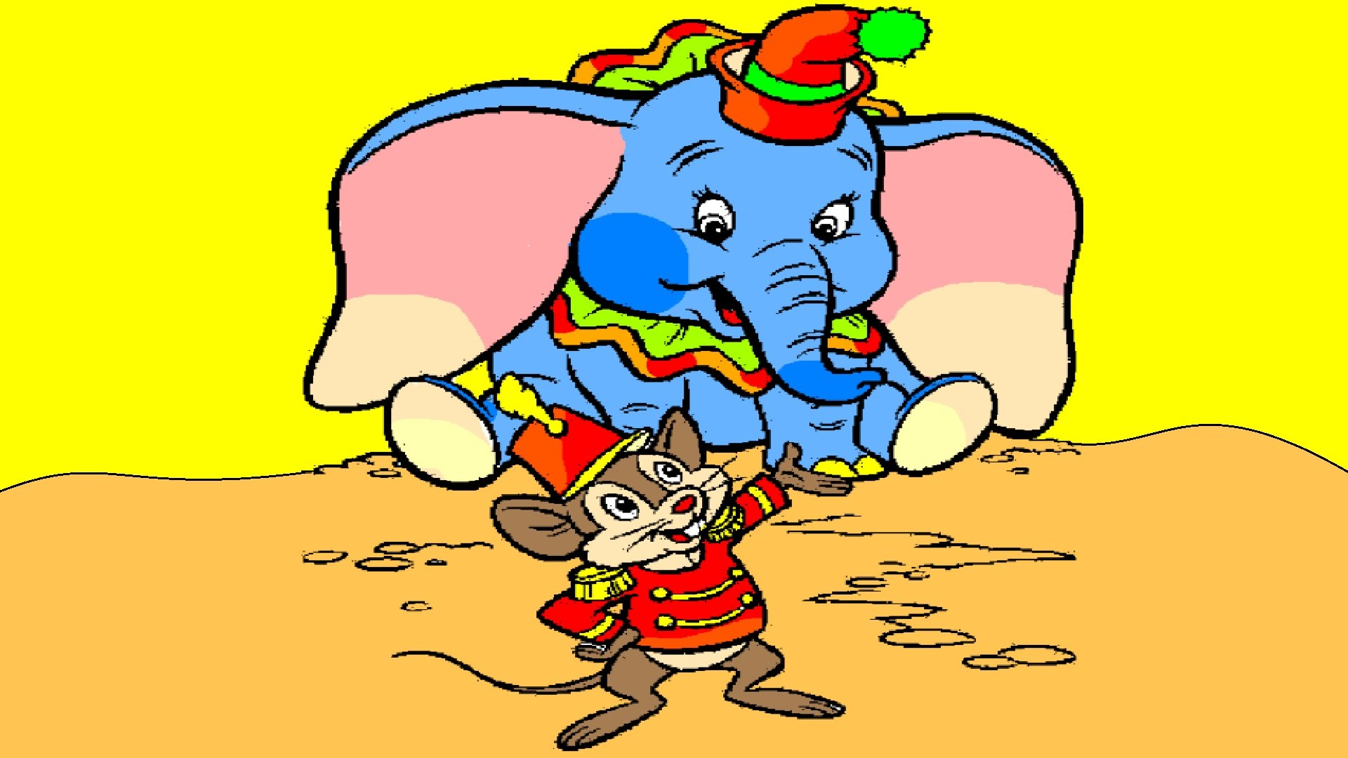 Mouse clipart timothy q YouTube Coloring Page Coloring And