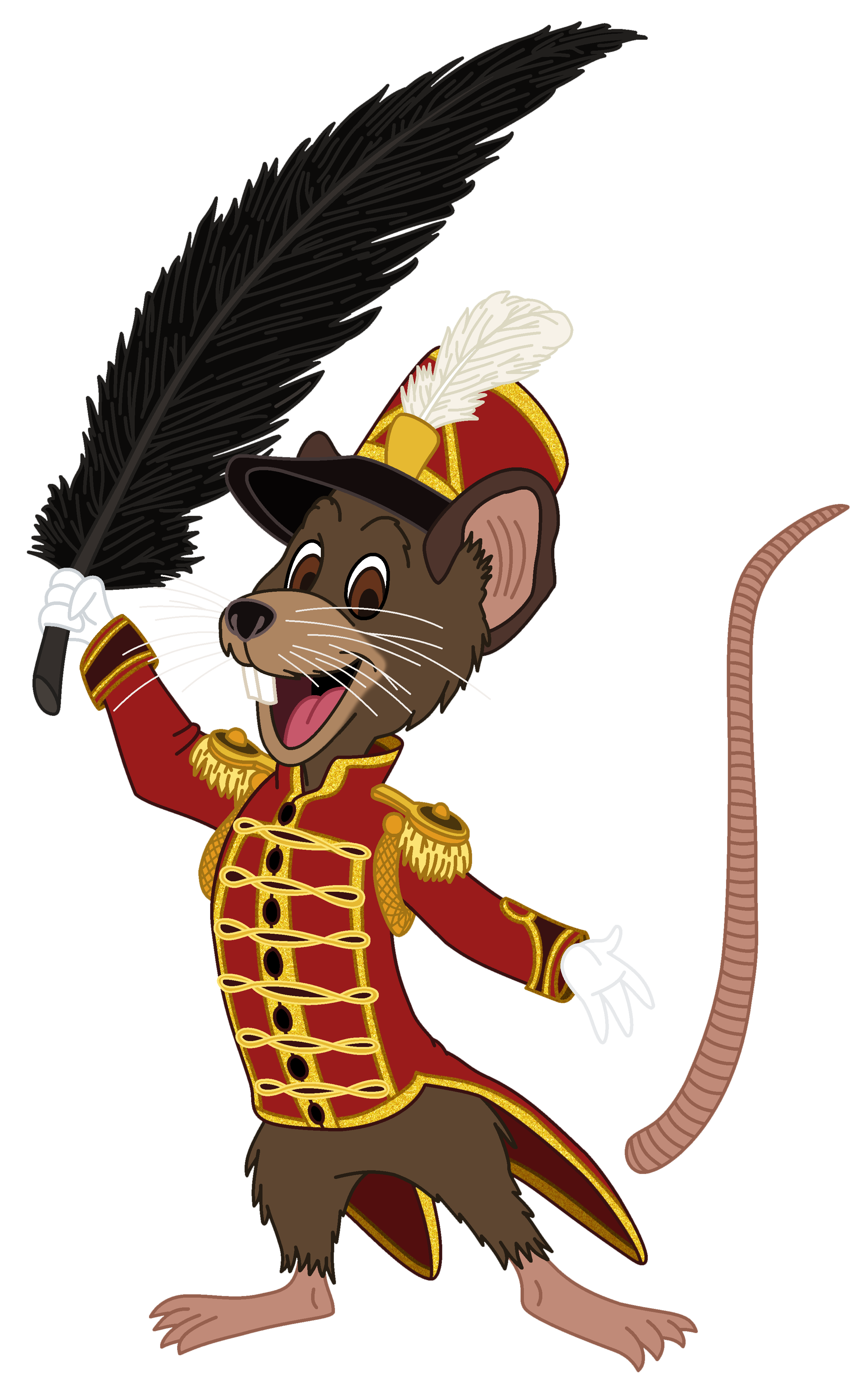 Mouse clipart timothy q By Q Mouse DeviantArt Q