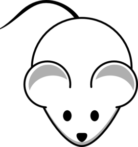 White clipart mouse Mickey Clipart Panda Clipart Mouse