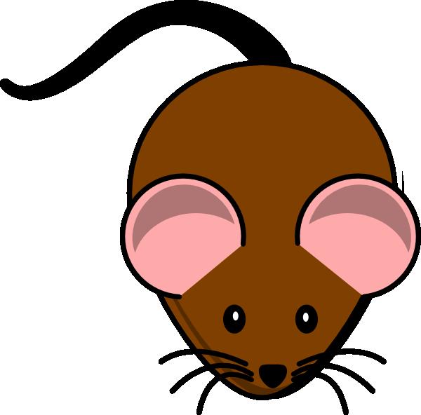Orange clipart mouse Art Clipart Panda Free Clipart