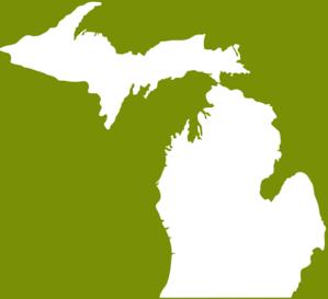 Michigan clipart Art Michigan Michigan Free 20clipart