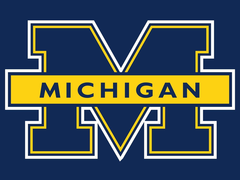 Michigan clipart Michigan Football Clipart #8