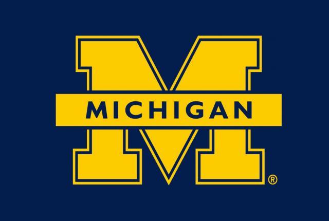 Michigan clipart Michigan Football Clipart #7