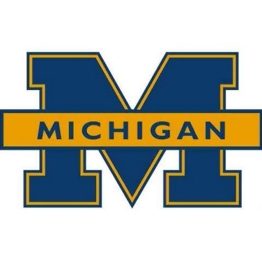 Michigan clipart Michigan Football Clipart #12