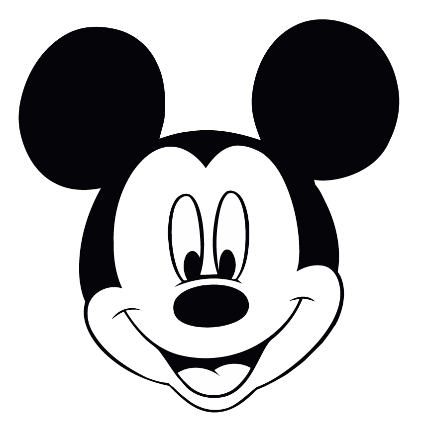 Mickey Mouse clipart #11