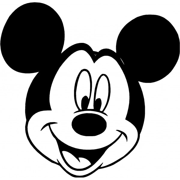 Mickey Mouse clipart #10