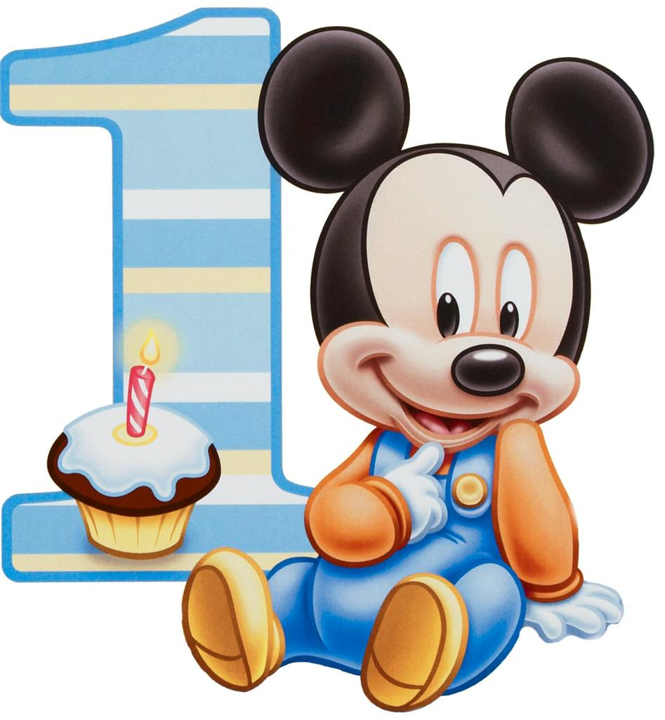 Mickey Mouse clipart baby Ba Shower Baby Mickey Downloads