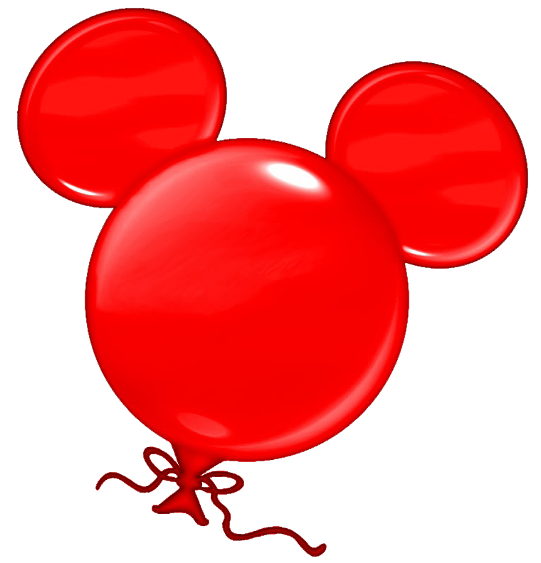 Mickey Mouse clipart balloon Redballoonhead mouse Pinterest DISNEY (760×792)