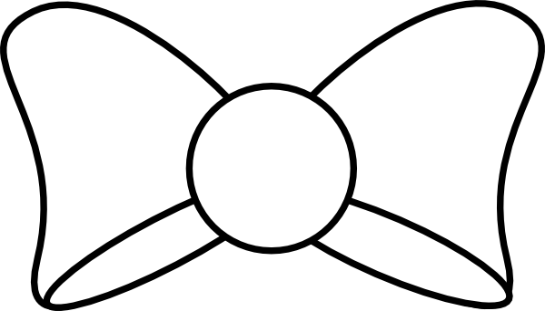 Mickey Mouse clipart bowtie #10