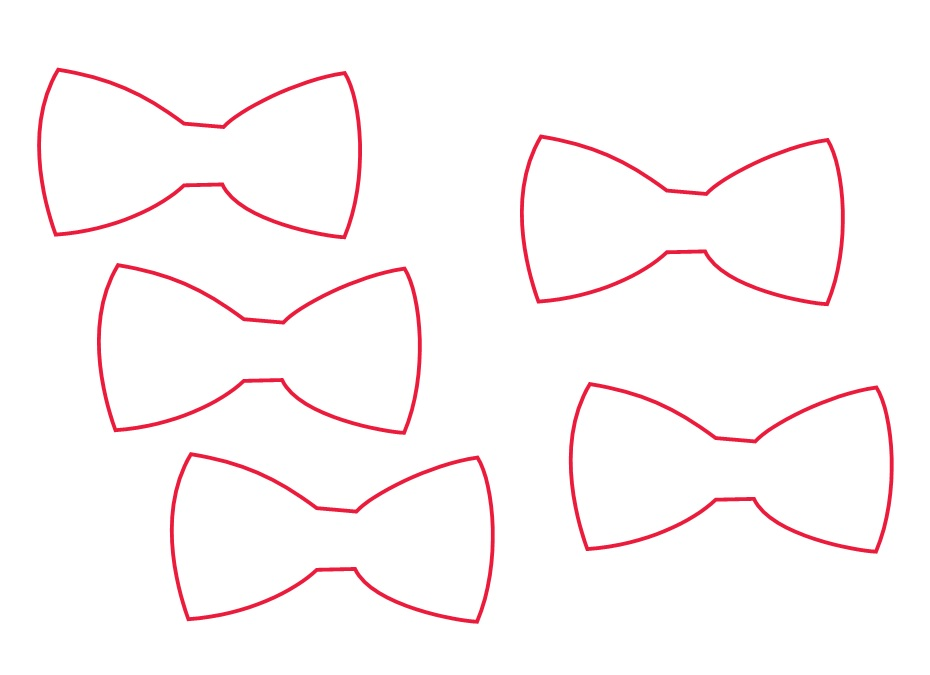 Mickey Mouse clipart bowtie #14