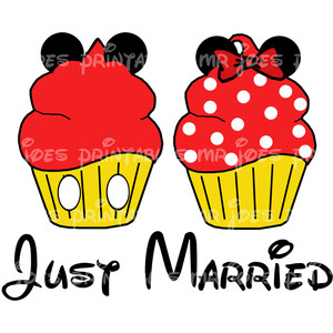 Mickey Mouse clipart cupcake #13