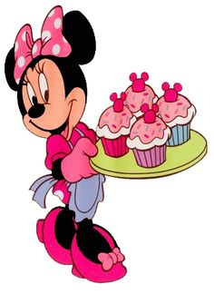 Picnic clipart minnie mouse #3