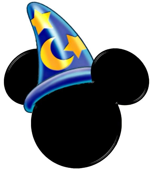 Mickey Mouse clipart disney logo 5 Disney on Heads/Print Art