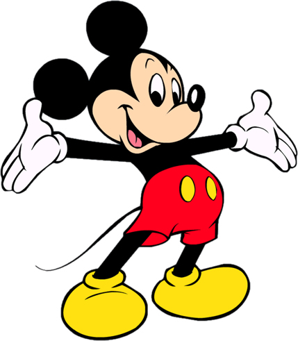 Mickey Mouse clipart disney world Clipart Parks Free Images World