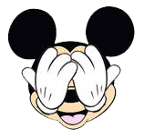 Covered clipart cover your Faces Mouse Clipart Mickey Mouse