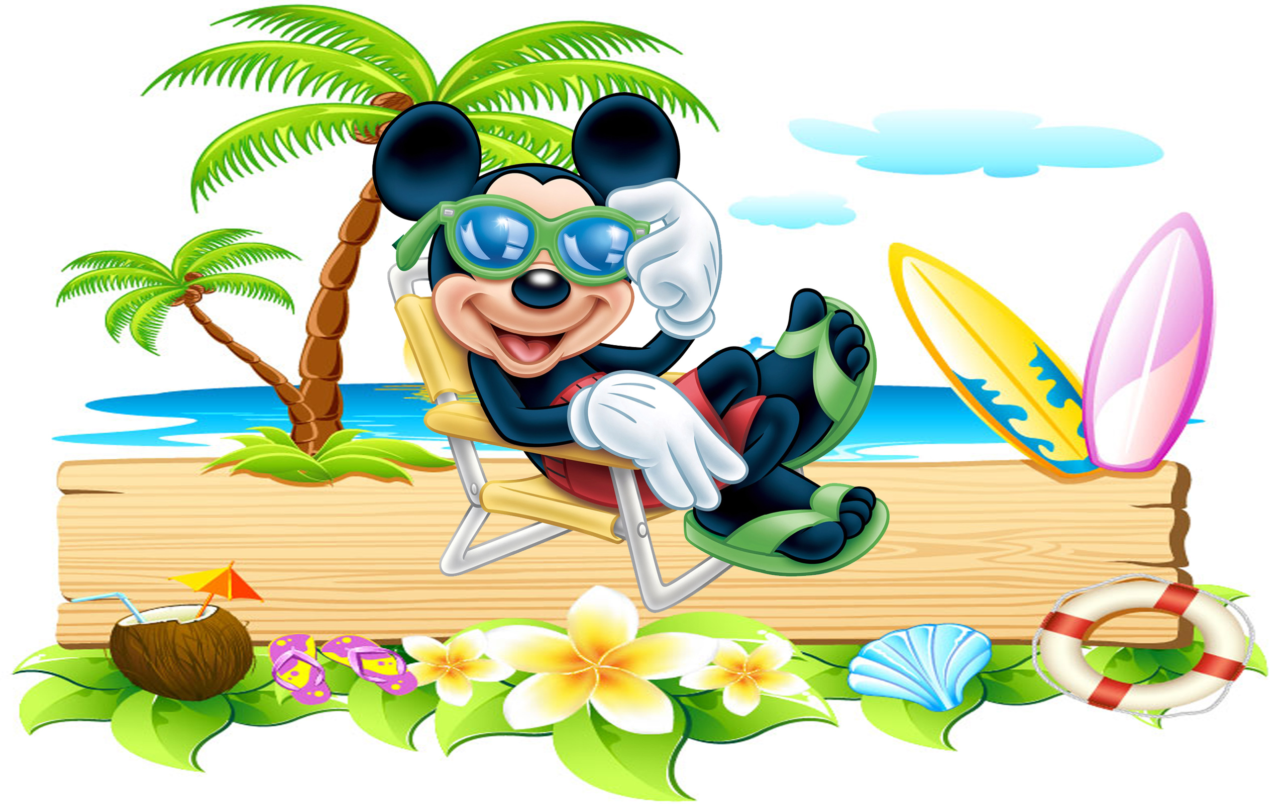Mickey Mouse clipart holiday #15