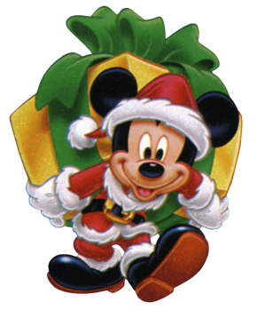 Mickey Mouse clipart holiday #14