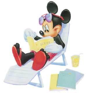 Mickey Mouse clipart holiday #8