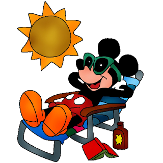 Mickey Mouse clipart holiday #3