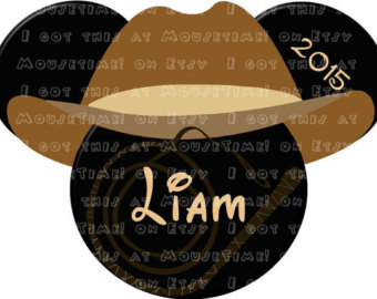 Western clipart indiana jones hat Indiana Ears Hat ON Etsy
