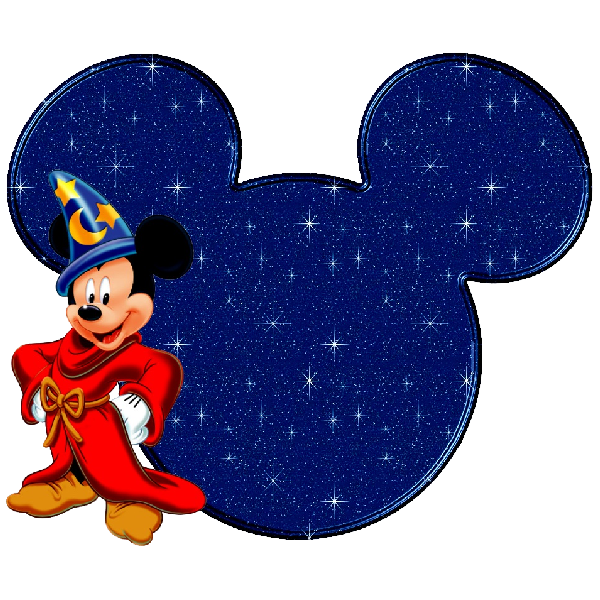 Sorceress clipart staff Disney Mickey On Clipart The