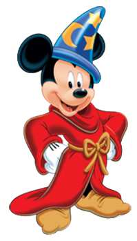 Mickey Mouse clipart magic Sorcerer Mickey Sorcerer Clipart Mickey