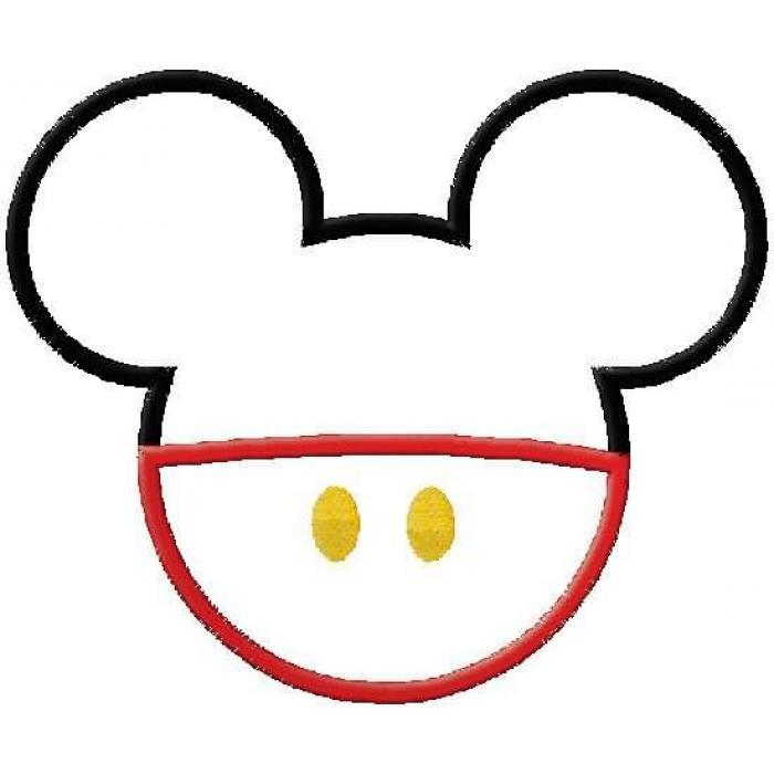 Mickey Mouse clipart mickey ear Clip With Art Mickey Mickey