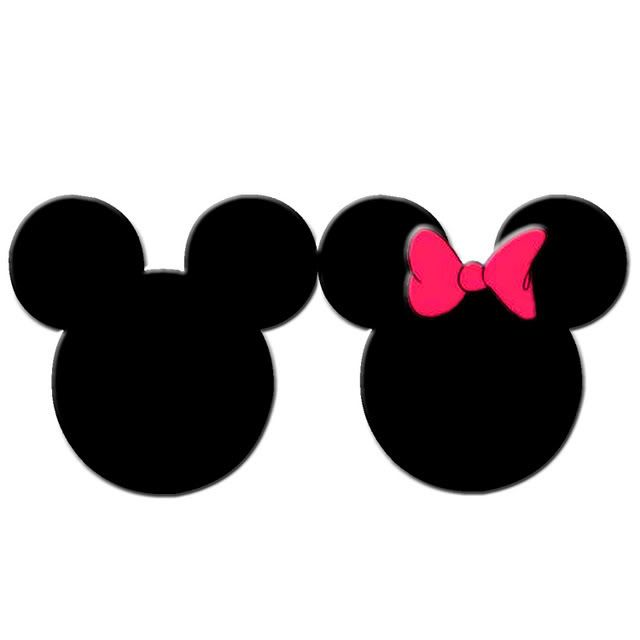 Shadow clipart mickey mouse #15
