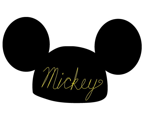 Mickey Mouse clipart mickey ear Free Clip library Mickey Clipart