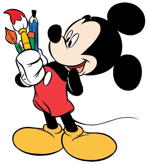 Disneyland clipart mickey Mouse Panda clipart Free Artist