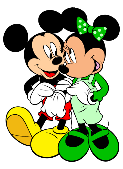 Mickey Mouse clipart minnie mouse #6