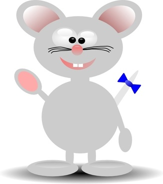 Mouse clipart easy animal Download vector Mickey clip money