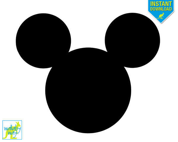 Mickey Mouse clipart money Mouse Transfer Art Head Use