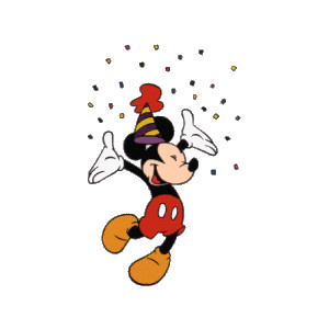 Mickey Mouse clipart money #2