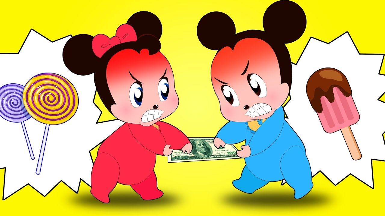 Mickey Mouse clipart money #11