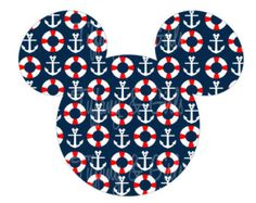 Mickey Mouse clipart nautical Mouse mickey Cruise clipart nautical
