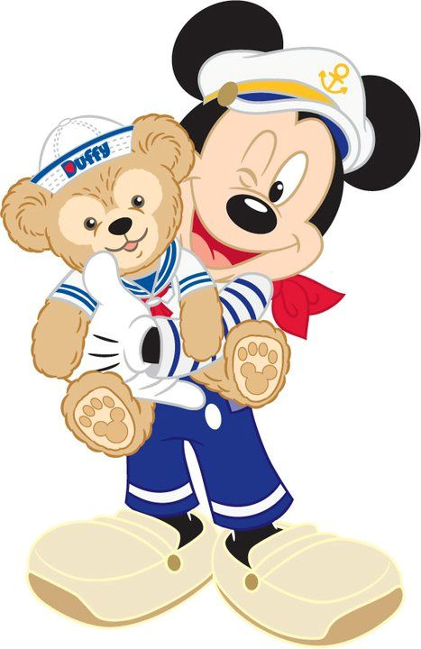 Mickey Mouse clipart nautical Mickey│Mouse & Mickey #Mickey Minnie