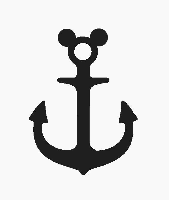 Mickey Mouse clipart nautical Printable anchor images Search mickey
