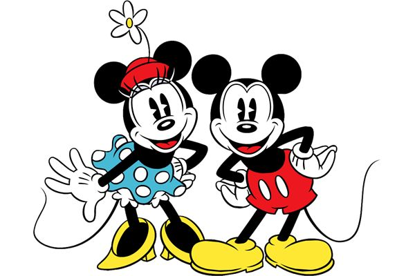 Mickey Mouse clipart new year Mickey Free Free Art Clip