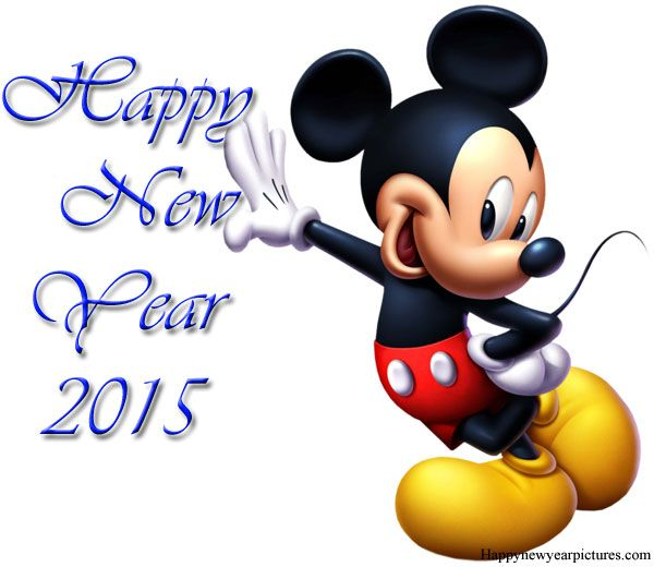 Mickey Mouse clipart new year And 39KB head clipart year