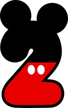 Mickey Mouse clipart number 2 #3