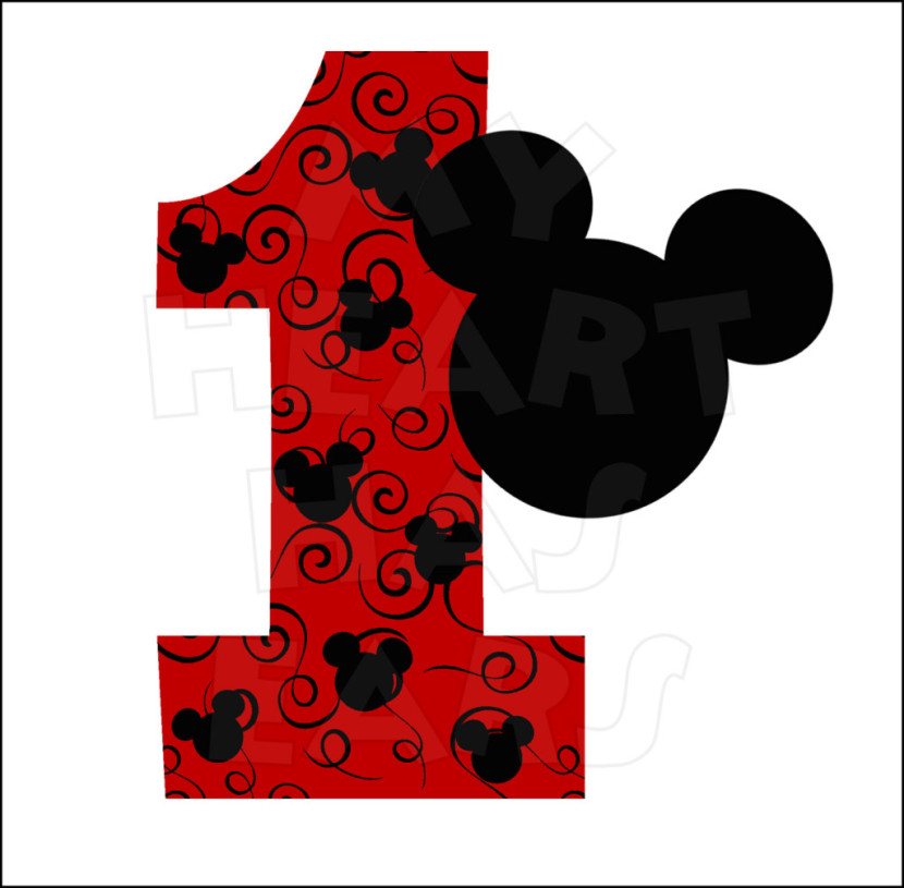 Mickey Mouse clipart number 2 #9
