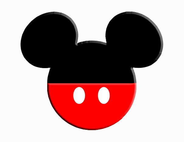 Mickey Mouse clipart number 2 #11