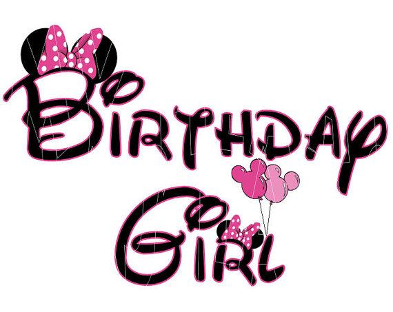 Birthday clipart minnie mouse Art Minnie Birthday Minnie clip