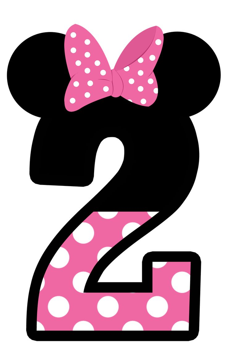 Mickey Mouse clipart number 2 #6