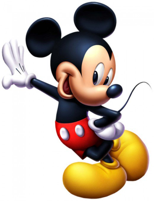 Mickey Mouse clipart number 4 Save Party Mickey Holidappy Art