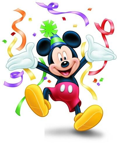 Mickey Mouse clipart one #6
