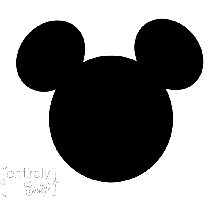 Mickey Mouse clipart pants #11