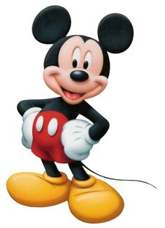 Mickey Mouse clipart part #7